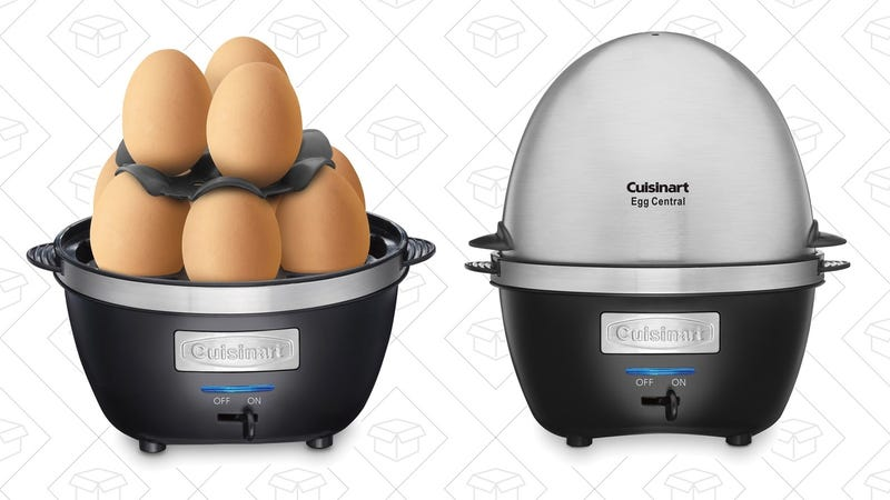 Cuisinart CEC-10 Egg Central Egg Cooker | $29 | Amazon | After 20% off coupon