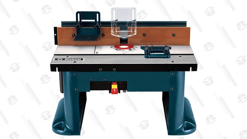 Bosch Benchtop Router Table | $149 | Amazon