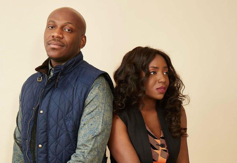 "Abiodun ""A.J."" Johnson and Esosa Ighodaro (courtesy of CoSign)"