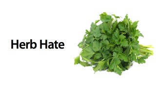 Illustration for article titled Genetic Proof That You Really Do Hate Cilantro