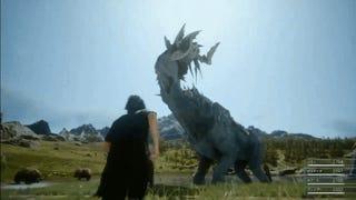 Final Fantasy XV's World Is Freakin' Enormous
