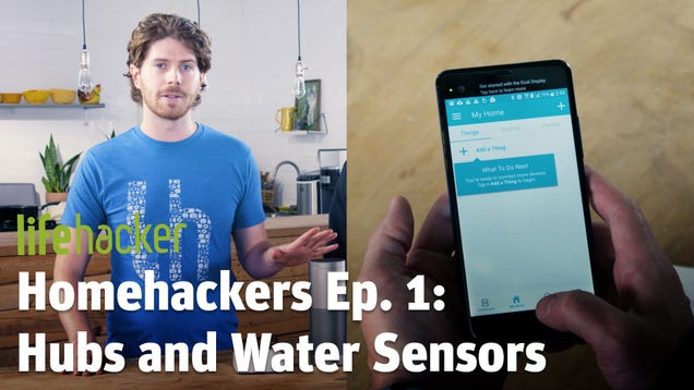 If you're looking to get your own smart home system without spending a  fortune, we're here to help. In the first episode of our new video series  Homehackers ...