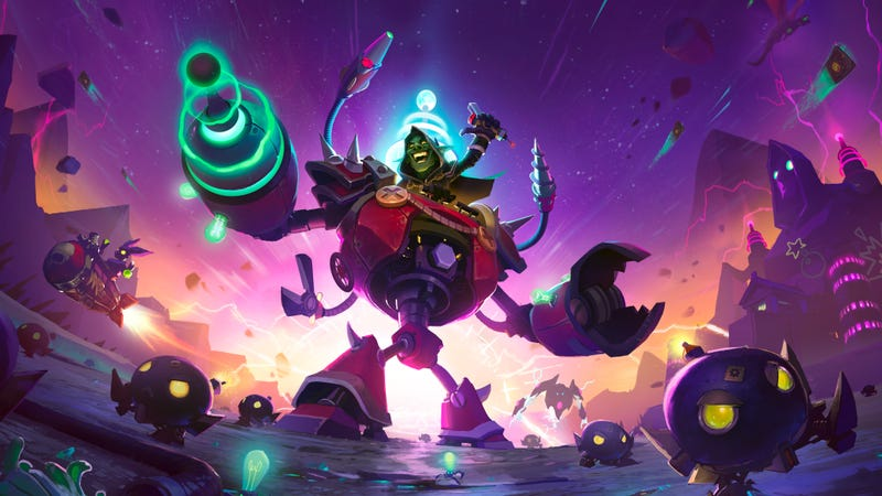 Illustration for article titled Hearthstone's Balancer-In-ChiefPrepares For Boomsday