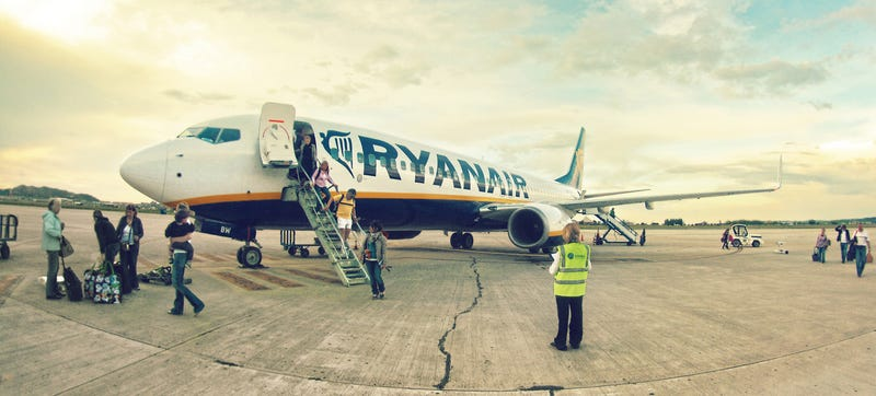 Illustration for article titled Ryanair Decides Not To Submit Passengers To Transcontinental Torture