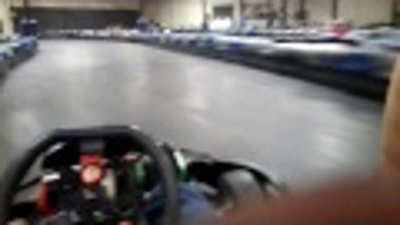 Estos son los primeros vídeos grabados con Google Glass