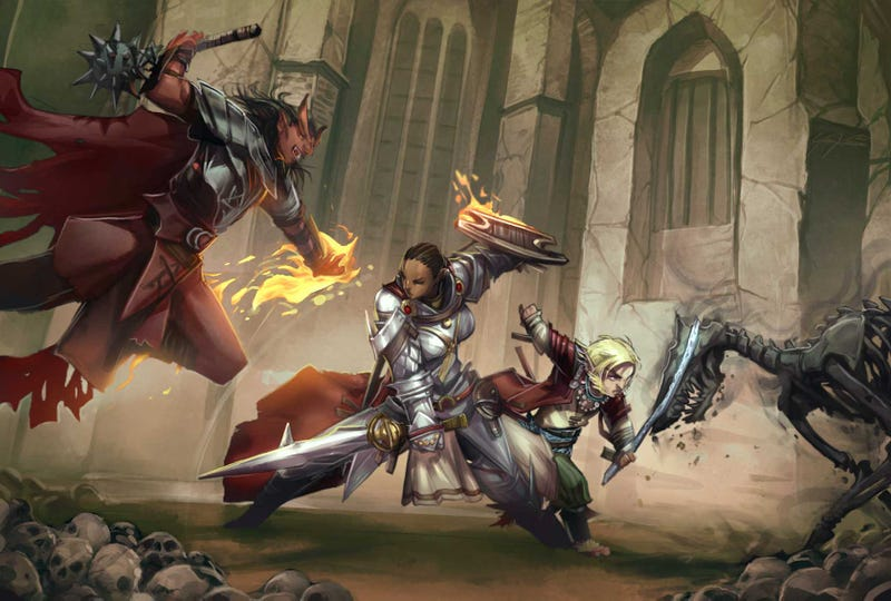 Illustration for article titled TAY Plays Pathfinder