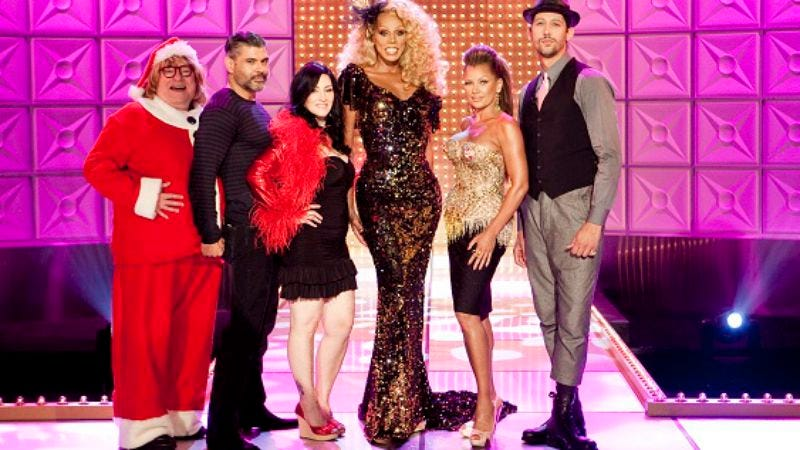 """Illustration for article titled RuPaul's Drag Race: """"Casting Extravaganza"""""""