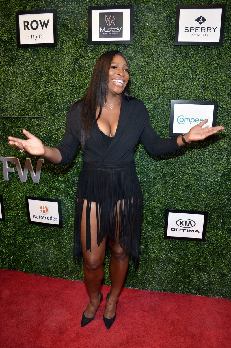 Serena Williams in 2015Grant Lamos IV/Getty Images