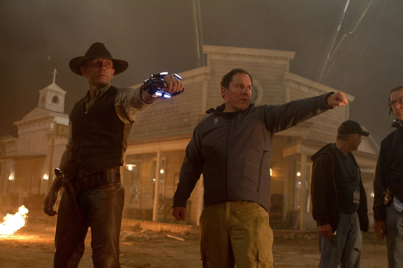 Illustration for article titled 10 Amazing Things We Learned On The Set Of Cowboys & Aliens