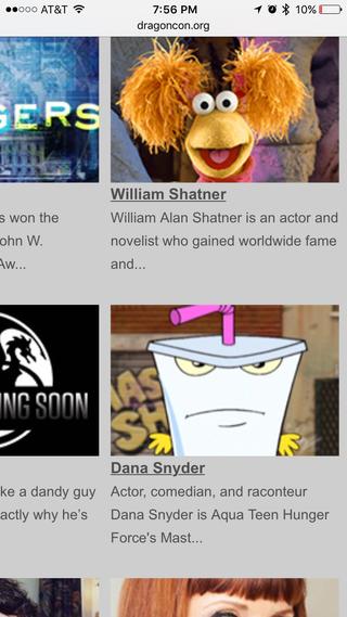 Illustration for article titled Shatner