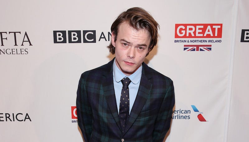 Charlie Heaton In Talks To Join 'New Mutants' As Cannonball