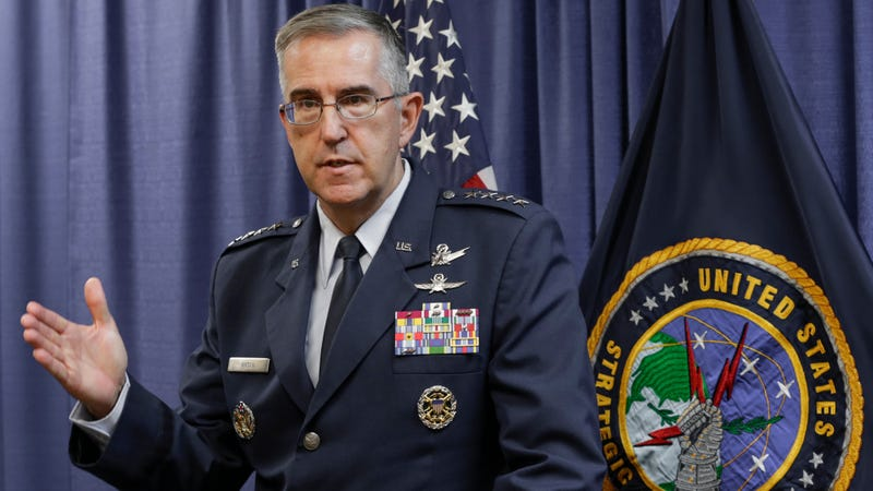 Nuclear launch order can be refused, says U.S. general