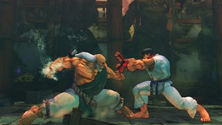 Illustration for article titled Here Are Your New Street Fighter IV Screens