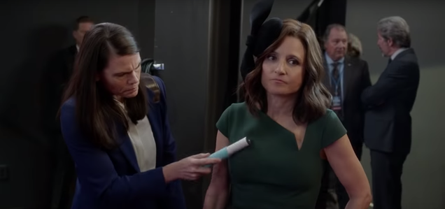 This new Veep trailer is only for the real Americans, whatever that means