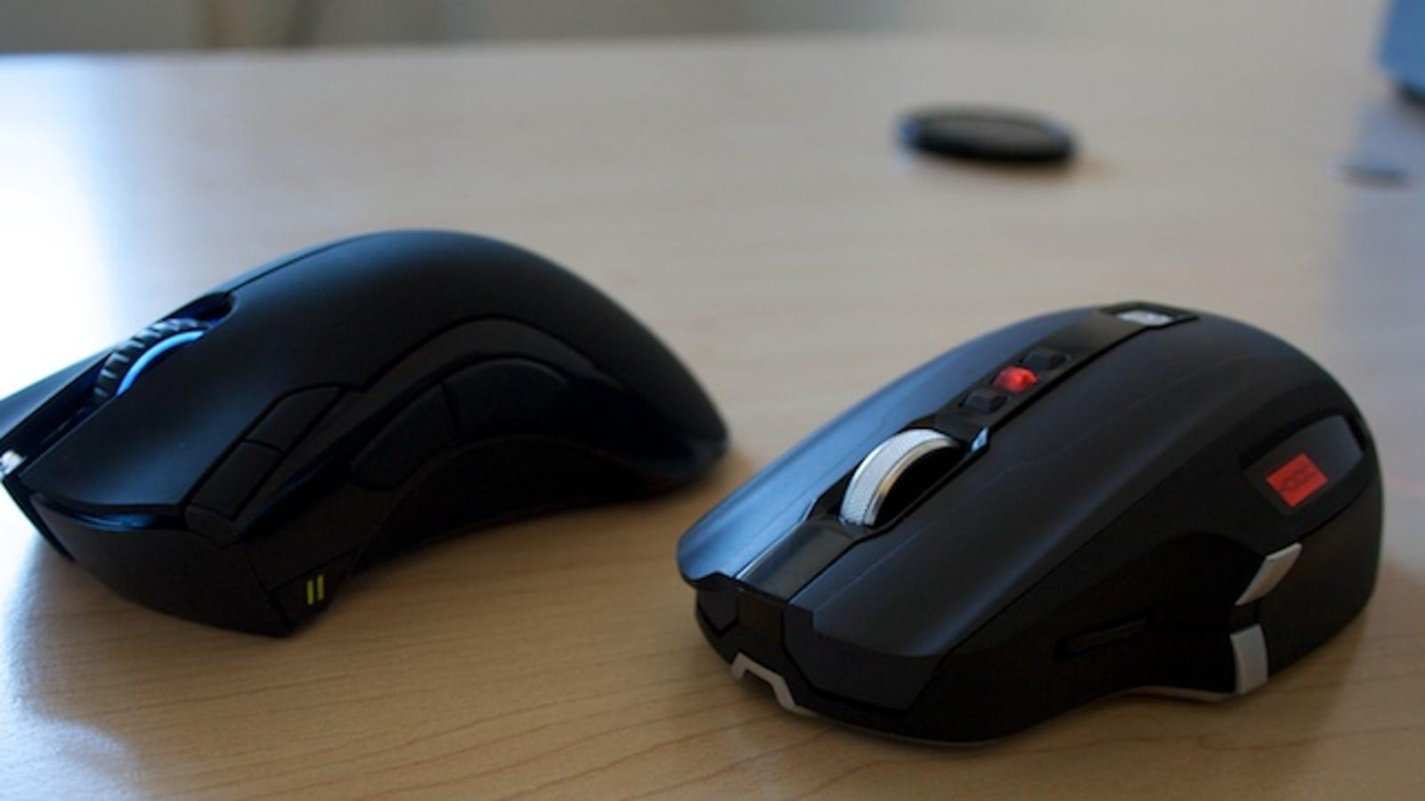fd5bea6b949 Razer Mamba vs. SideWinder X8: Wireless Gaming Mice Review