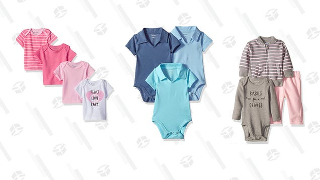 Save Up To 30% On Hanes Baby Clothes For Today s Gold Box