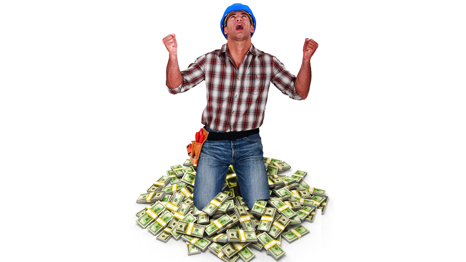 Never get ripped off by a contractor again for How contractors make money