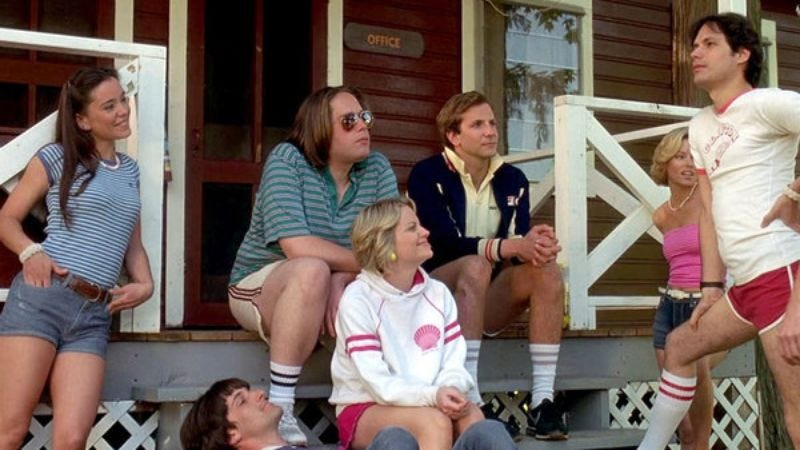 Illustration for article titled Netflix is going back to camp with Wet Hot American Summer: Ten Years Later