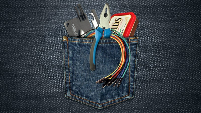 Illustration for article titled The Best Pocket-Sized Tools for Your Inner MacGyver