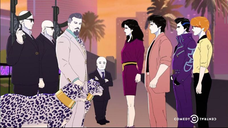 Illustration for article titled A nasty turn takes the fun out of this Moonbeam City