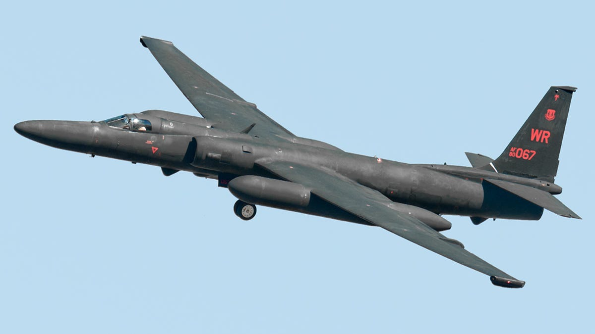 A Spotter's Guide To The U-2 'Dragon Lady' And Its Many