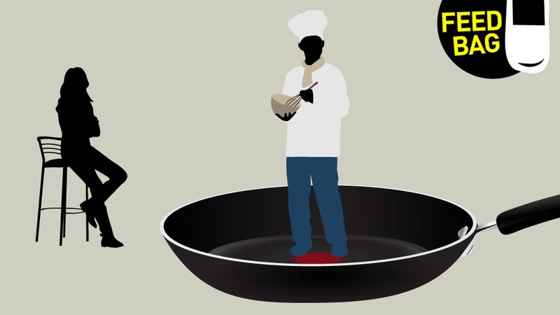 Illustration for article titled How Do I Trick My Date Into Thinking I Can Cook?
