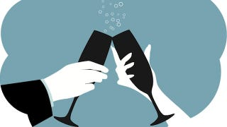 Illustration for article titled How To Give A Great Wedding Toast