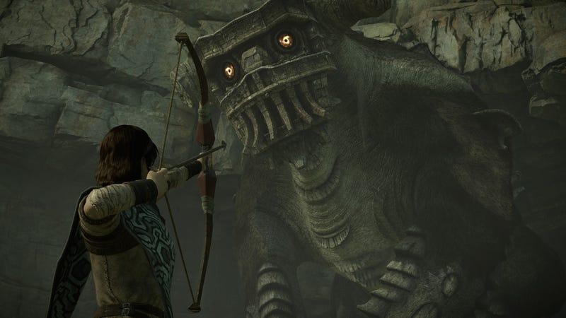 Screenshot: Shadow Of The Colossus (2018)/Sony
