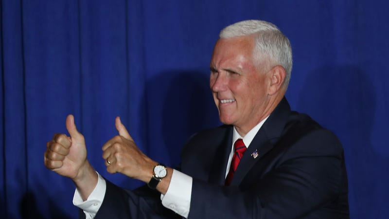 Illustration for article titled The Mike Pence Rule Is Alive and Well