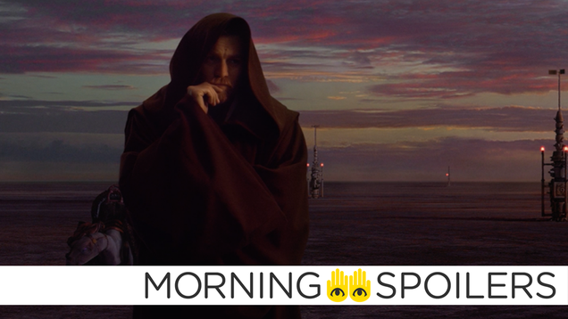 Obi-Wan Kenobi Set Footage Reveals Exactly What You d Expect