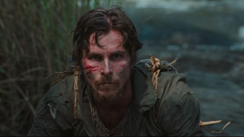 Illustration for article titled And now Christian Bale will race Tom Hardy up Mount Everest