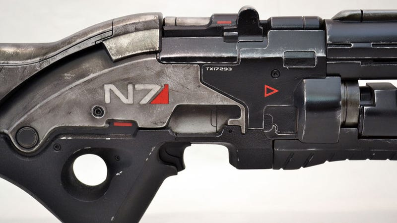 Illustration for article titled An Amazing Mass Effect Gun That Exists In the Real World