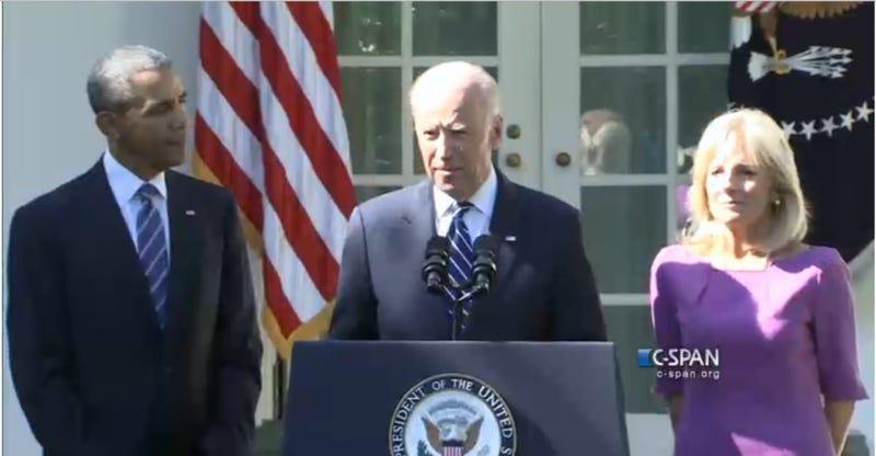 Illustration for article titled Joe Biden: I'm Not Running for President, OK?