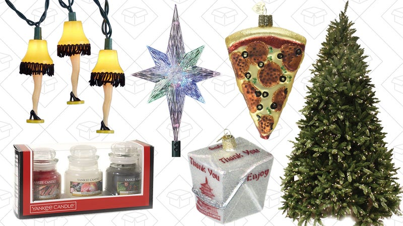 Save up to 60% on Holiday Décor | Amazon
