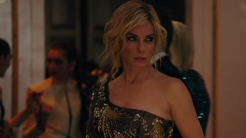 Review Oceans 8 Is Too Easy Too Perfect Hard To Root For
