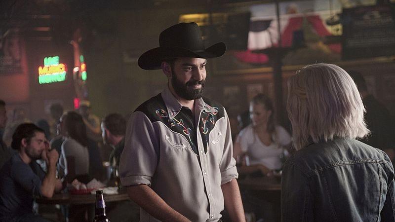 Did someone order a cowboy?