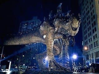 Illustration for article titled Worst Godzilla Ever: Why Japan Hated (And Murked) The '98 U.S. Remake