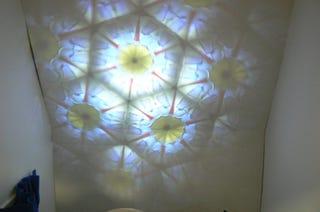 Illustration for article titled Japanese Mangekyo Kaleidoscope Projector: A Haiku