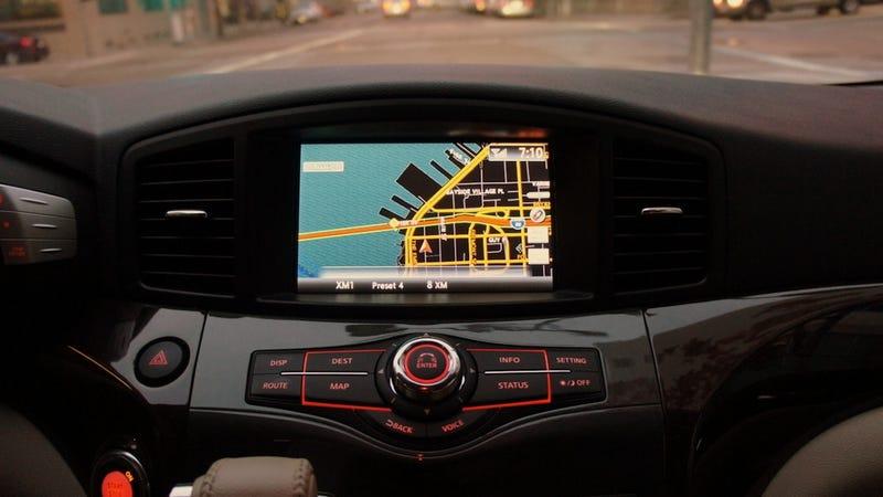 Five Best Car GPS Units Car Gps Maps on