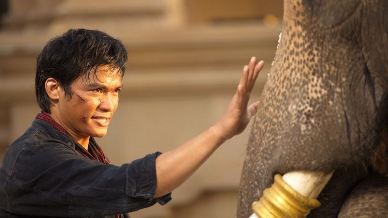 Illustration for article titled Tony Jaa's comeback movie, The Protector 2, inspires more laughter than awe
