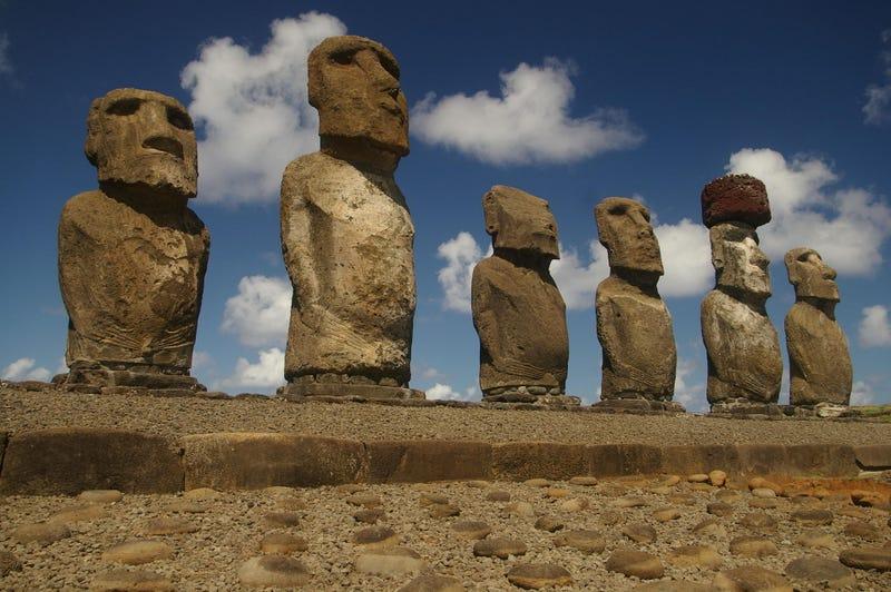 El misterio de la construcción de las famosas estatuas de la Isla de Pascua podría haberse resuelto