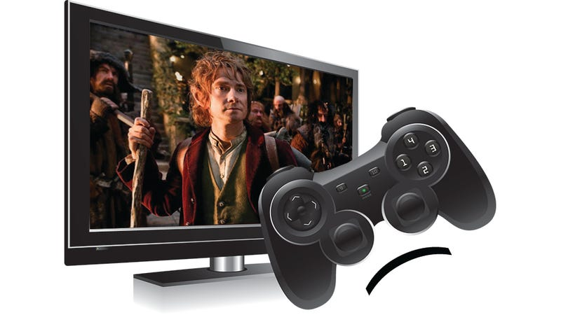 Illustration for article titled The Hobbit Feels Like A Video Game. That's Not A Good Thing.
