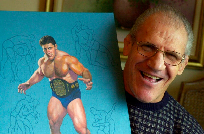 Illustration for article titled Bruno Sammartino Was One Of Wrestling's True Good Guys
