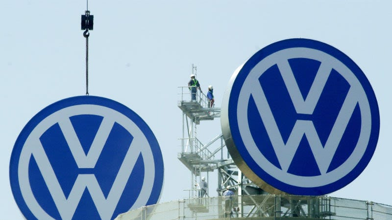 Illustration for article titled VW Settles Dieselgate Lawsuit Just Days Before Trial