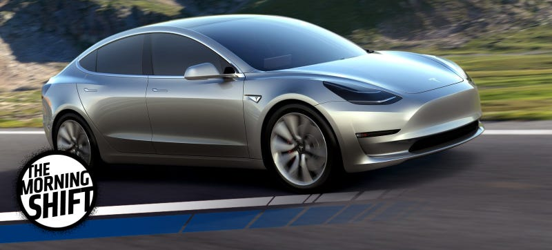 Illustration for article titled Order A Tesla Model 3 Now And You'll Get It Mid-2018