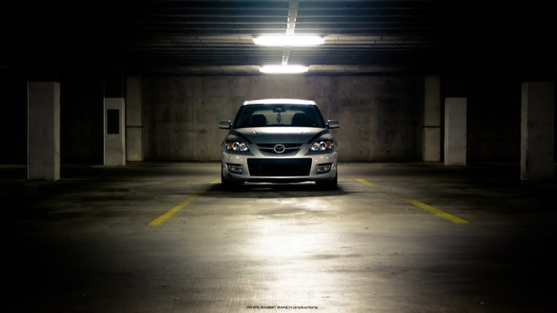 Illustration for article titled The Mazdaspeed3 Is Staring You Down
