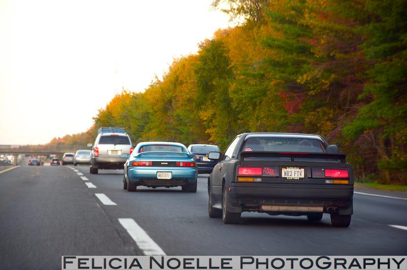 Illustration for article titled Bear Mountain MR2/Celica All-Trac Meet 2013