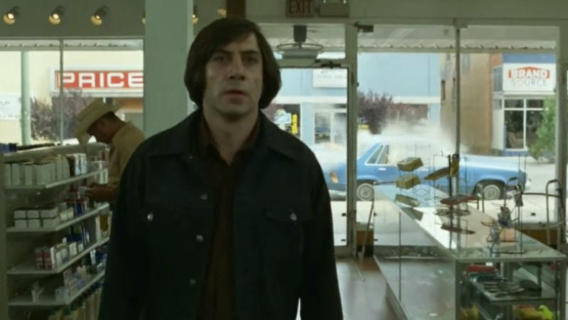 Screenshot: No Country For Old Men