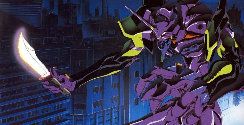 Illustration for article titled Un tren bala de Japón estará inspirado en Neon Genesis Evangelion