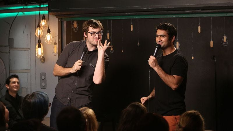 Illustration for article titled Comedy Central renews The Meltdown With Jonah And Kumail for third season
